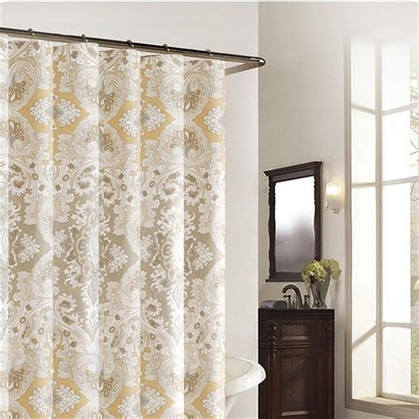 Elegant Bathroom Shower Curtains | Get Free Shipping and