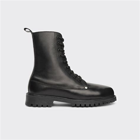 Bokina Black Waxy (With images) | High leather boots