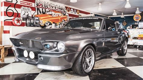 1967 Ford Mustang ELEANOR   Mustang & co