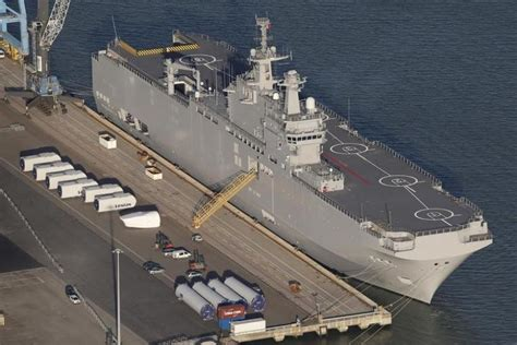 Mistral Warships: Russian Military To Dismantle Computers